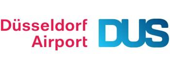 duesseldorf airport logo