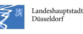 landeshauptstadt duesseldorf logo