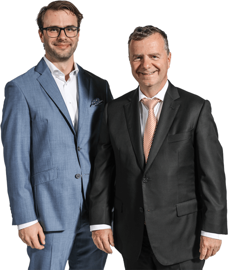 Michael und Holger te Heesen
