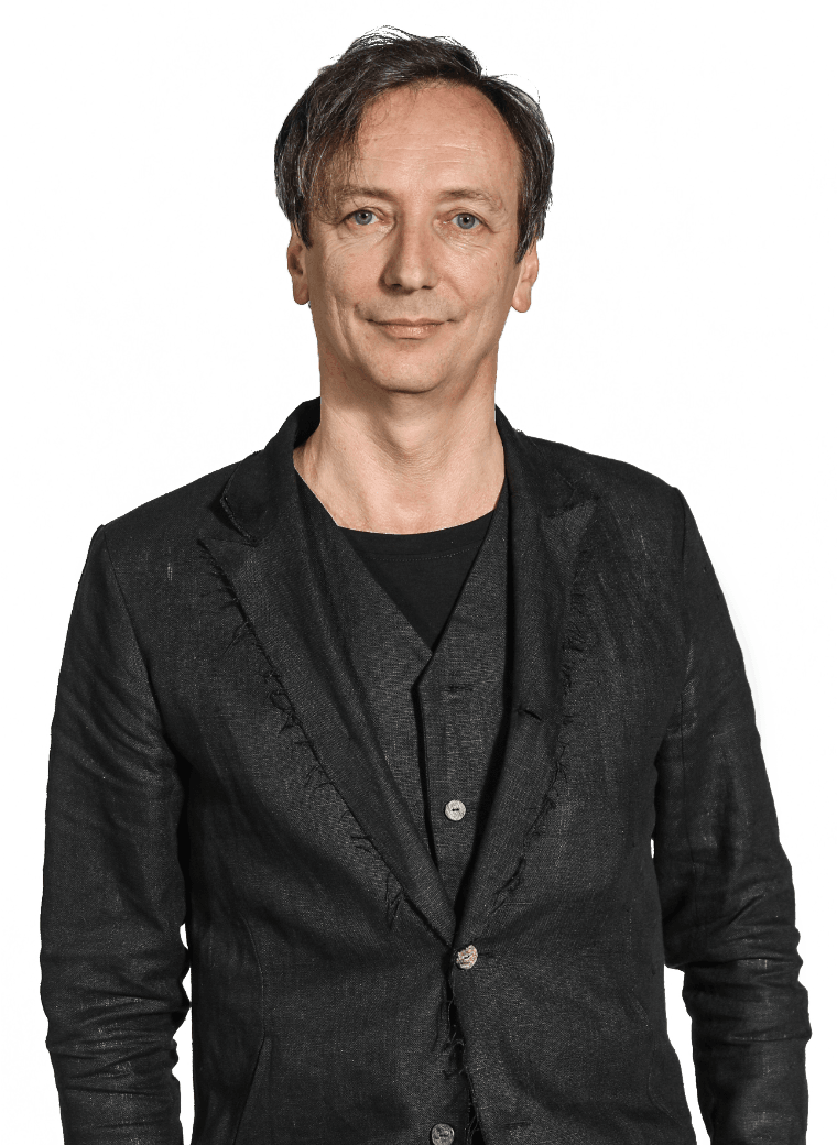 Volker Bertelmann alias Hauschka